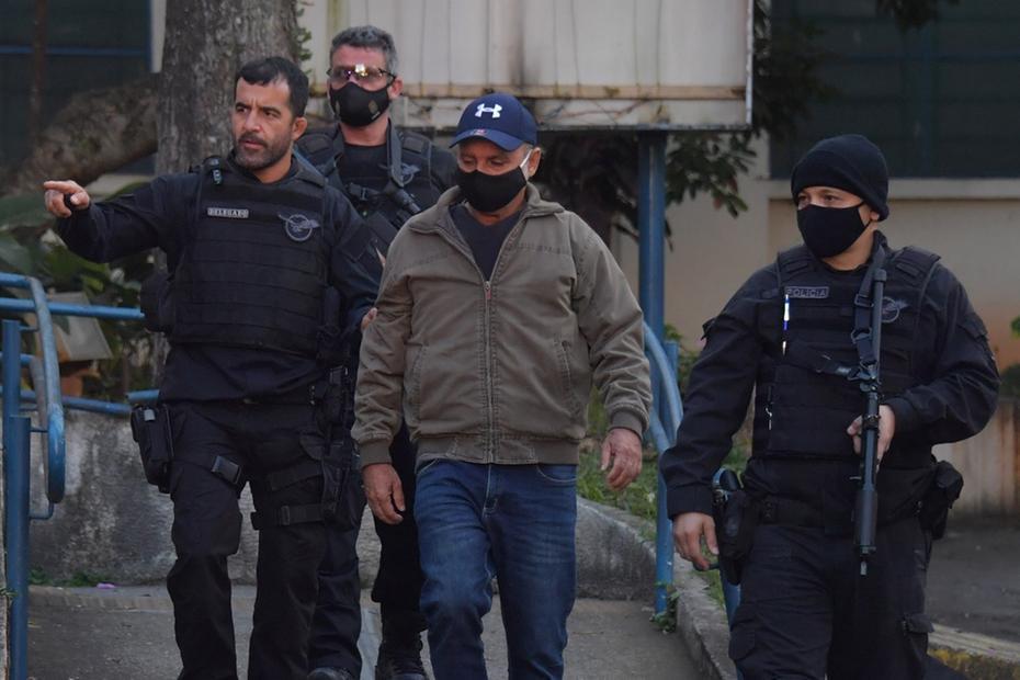 Ele e a mulher, Márcia Aguiar, cumpriam prisão domiciliar desde o mês passado, mas a medida acabou revogada pelo ministro Félix Fischer
