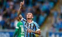 Atacante é a principal aposta do Benfica para a próxima temporada (Lucas Uebel/Grêmio)