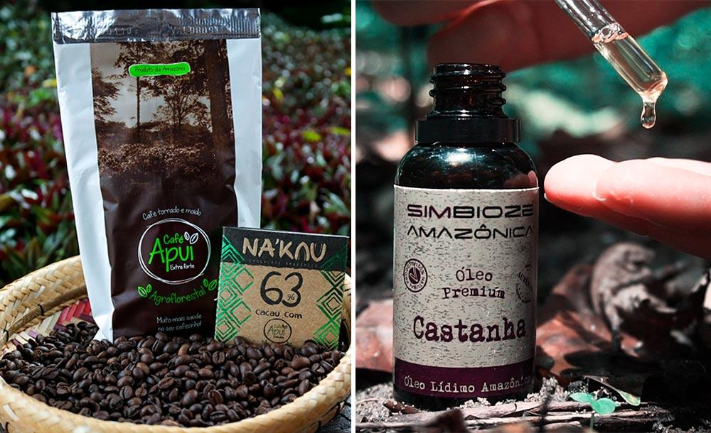 Café e cosmético feitos na Amazônia: Brasil é dono da maior biodiversidade vegetal do mundo