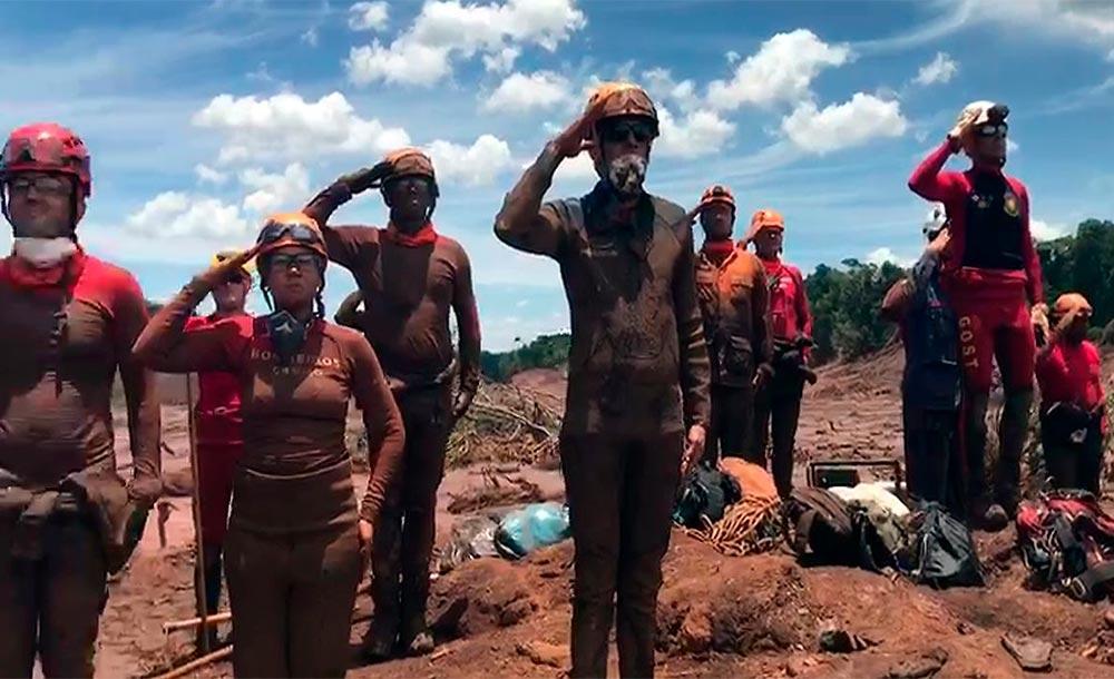 Rompimento da Vale deixou 259 pessoas mortas e 11 continuam desaparecidas.