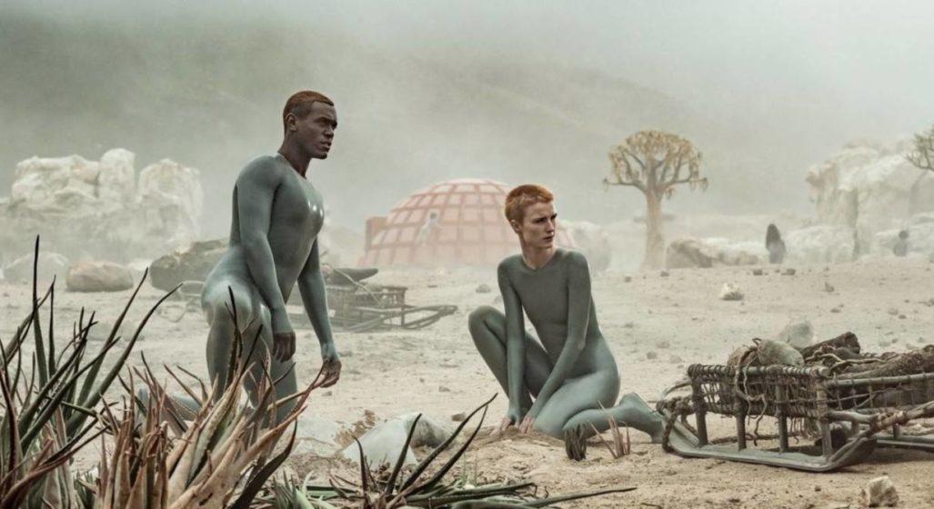 O diretor Ridley Scott ambientou a história em outro planeta