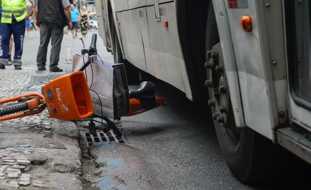 Entre 2010 e 2019, 13.718 ciclistas morreram no trânsito após se envolverem em algum acidente, 60% deles em atropelamentos