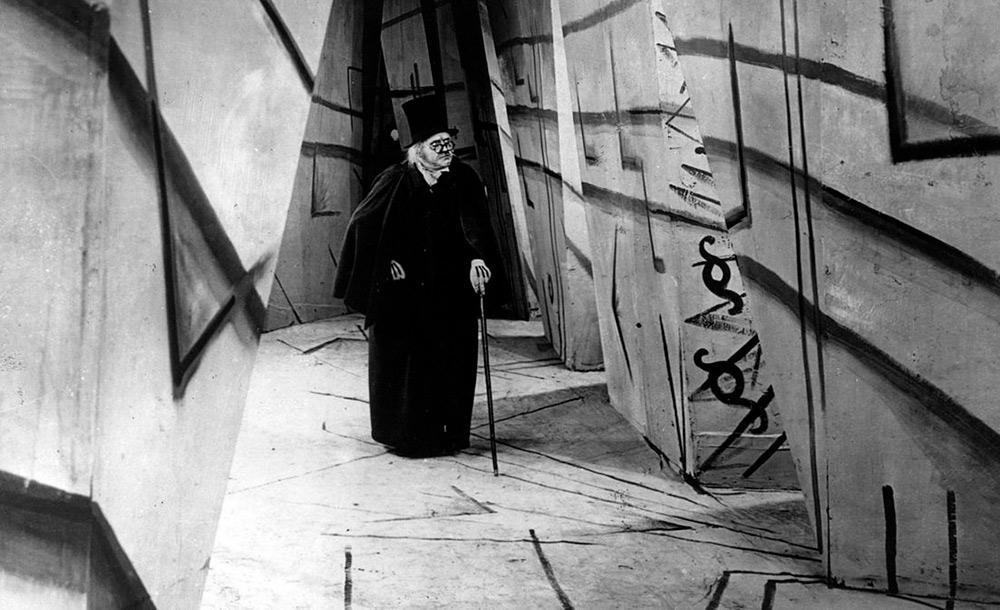 'O gabinete do Dr. Caligari' reflete a delirante situação social da época