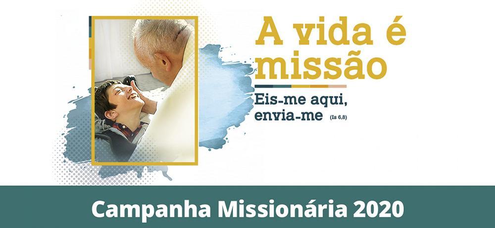 No Brasil, desde 1972, celebra-se em outubro o mês missionário
