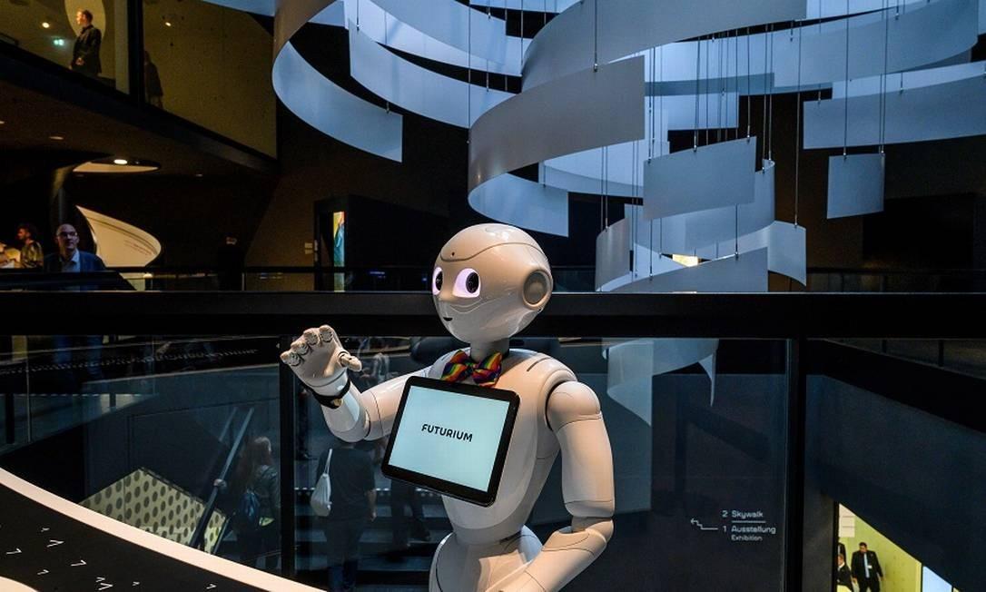 A IA é considerada por especialistas e na economia como um segmento com grande potencial econômico