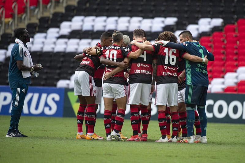 Flamengo tem desfalques para encarar o tricolor baiano