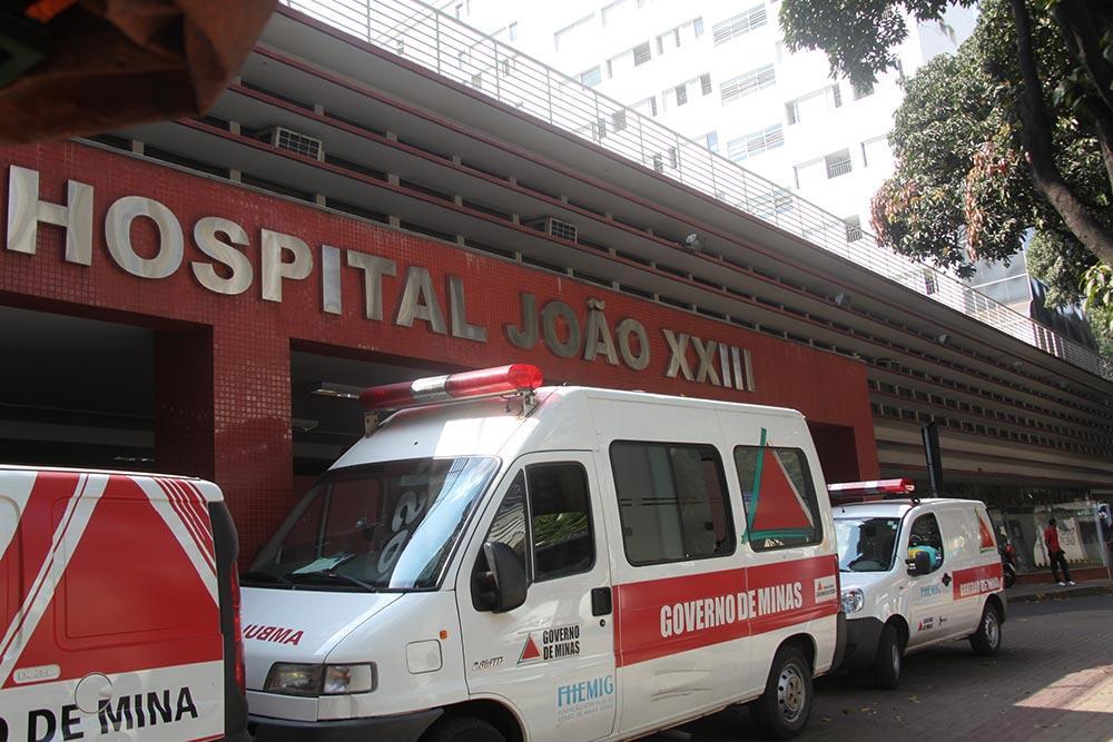 Profissionais vão atuar nos hospitais Eduardo de Menezes e João XXIII