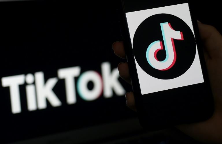 Logotipo da plataforma de vídeos TikTok