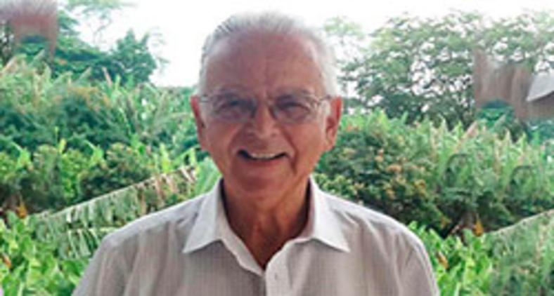 Manuel Eduardo Tomas Iglesias Rivas, o padre Iglesias (Reprodução Núcleos Inacianos)