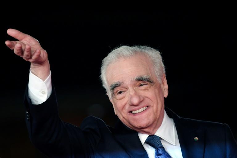 O diretor de cinema Martin Scorsese foi homenageado no Festival de Toronto