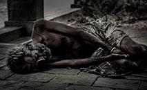 Morrer de morte é padecer no inferno da imoralidade social (Pixabay)