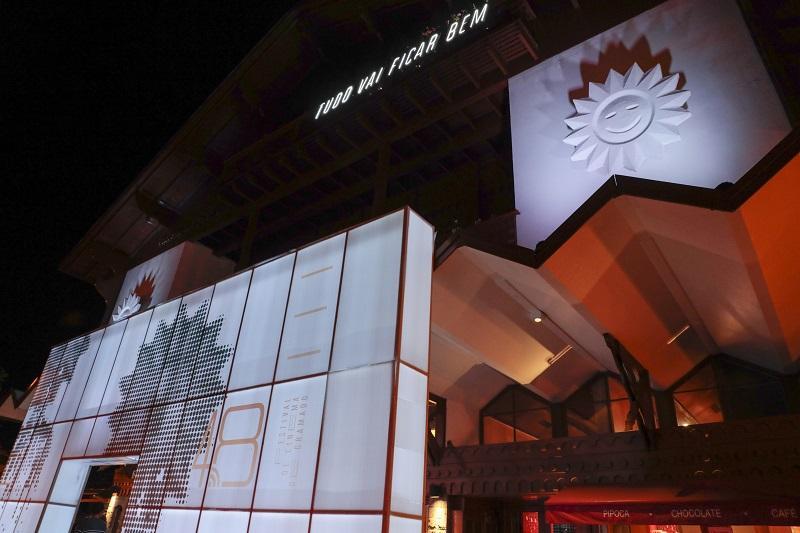 48º edição do festival acontece no Palácio dos Festivais