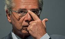 Paulo Guedes pediu desculpa, mas de nada adiantou para juíza (Carl de Souza / AFP)