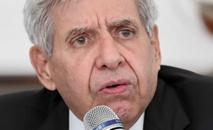 Augusto Heleno ignora dados oficiais sobre o desmatamento no Brasil (Marcos Corrêa/PR)