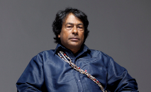 Ailton Krenak é fundador da ONG Núcleo de Cultura Indígena (Garapa - Coletivo Multimídia)
