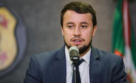 Castor reconheceu que custeou a propaganda com recursos próprios, mas negou ter participado de detalhes da contratação (Geraldo Bubniak/AGB)