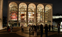 Metropolitan Opera de Nova York (Angela Weiss/AFP)