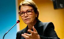 A ministra da Agricultura, Tereza Cristina (ABr)