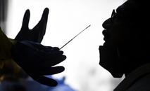 Em um dos casos, a segunda infecção pelo vírus teve sintomas mais graves (AFP)