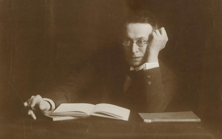 Karl Kraus (1874?