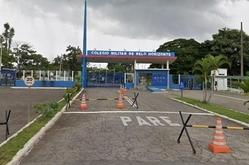 Após volta, colégio militar de Belo Horizonte continua sem aula (Google Street View)