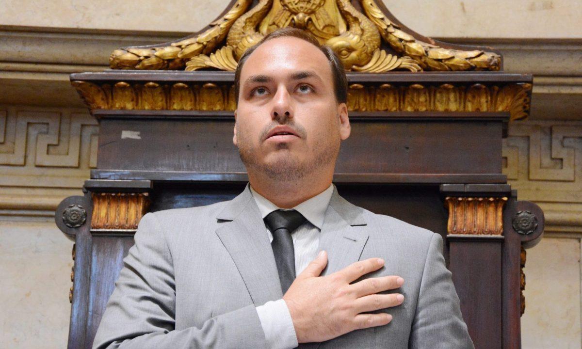 Filho do presidente é investigado pelo Ministério Público do Rio de Janeiro