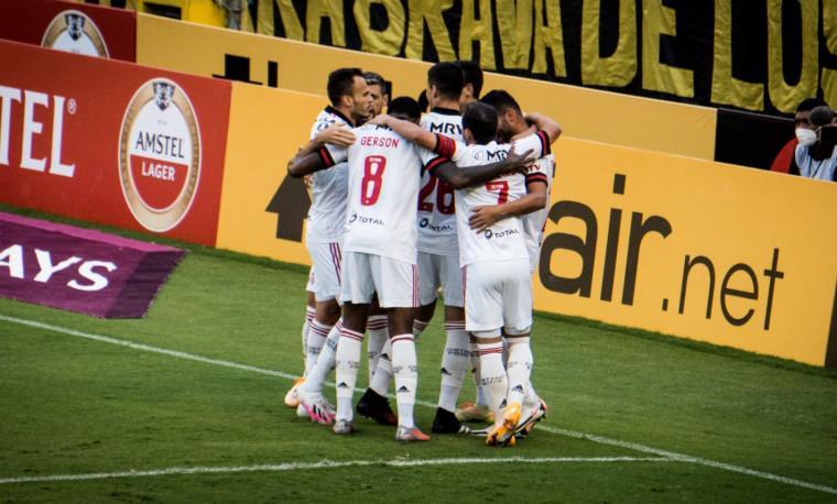 Flamengo terá tempo para recuperar jogadores infectados