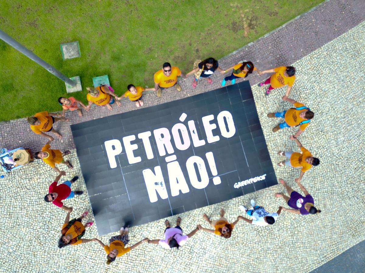 O Greenpeace afirma que o grupo francês