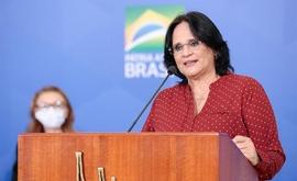 Além dos militantes, a ministra montou uma equipe de confiança com nomes do conservadorismo cristão (Carolina Antunes/PR)