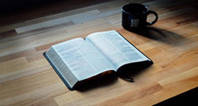 Comer do livro diz respeito à vocação profética (Unsplash/Ryan Riggins)