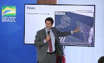 Ministro Ricardo Salles segue firme com o ideal de 'passar a boiada' (Marcos Corrêa/PR)