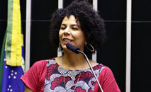 Deputada Áurea Carolina é candidata em Belo Horizonte (Agência Câmara)