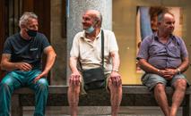 Cerca de 20% dos idosos da capital paulista moram com crianças (Unsplash)