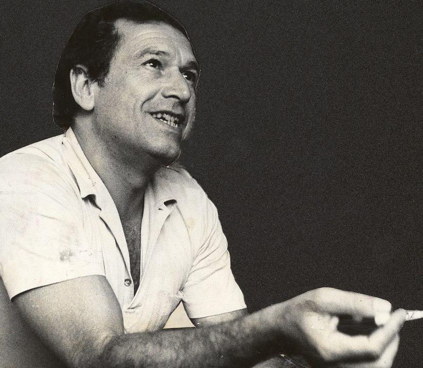 O escritor Fernando Sabino