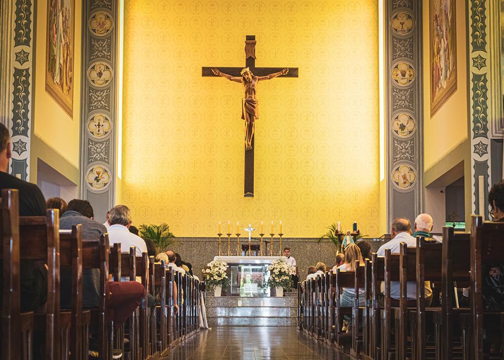 A liturgia é o cume e o ápice da vida eclesial