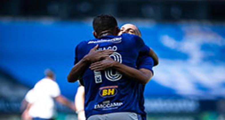 Os que roubaram o Cruzeiro desconheceram a paixão do torcedor e jogadores pelo clube (Bruno Haddad/Cruzeiro)