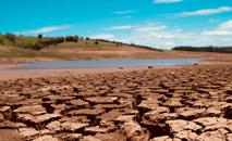 Seca na região Norte de Minas Gerais (Reprodução/ANA)