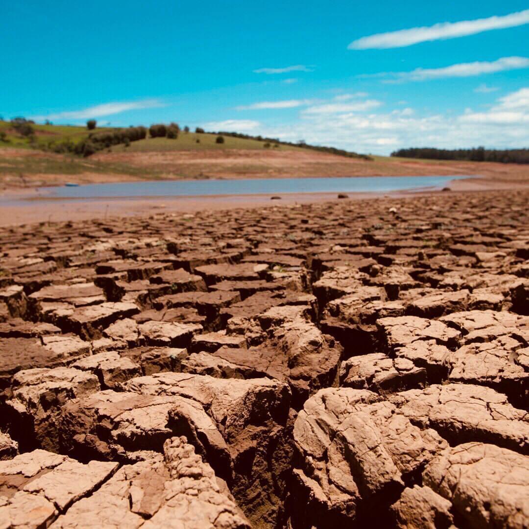Seca na região Norte de Minas Gerais