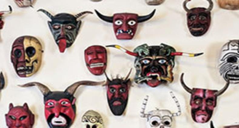A existência do diabo deve ser tratada com humor (Unsplash/Dan Sealey)