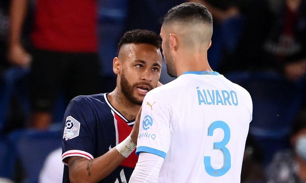 Acusações são do jogo entre PSG e Olympique de Marselha disputado no dia 13 de setembro.