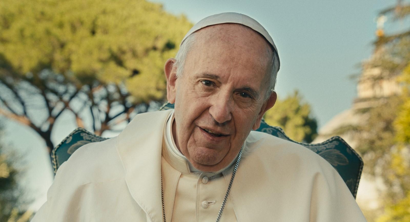 Filme 'Papa Francisco: Um homem de palavra'