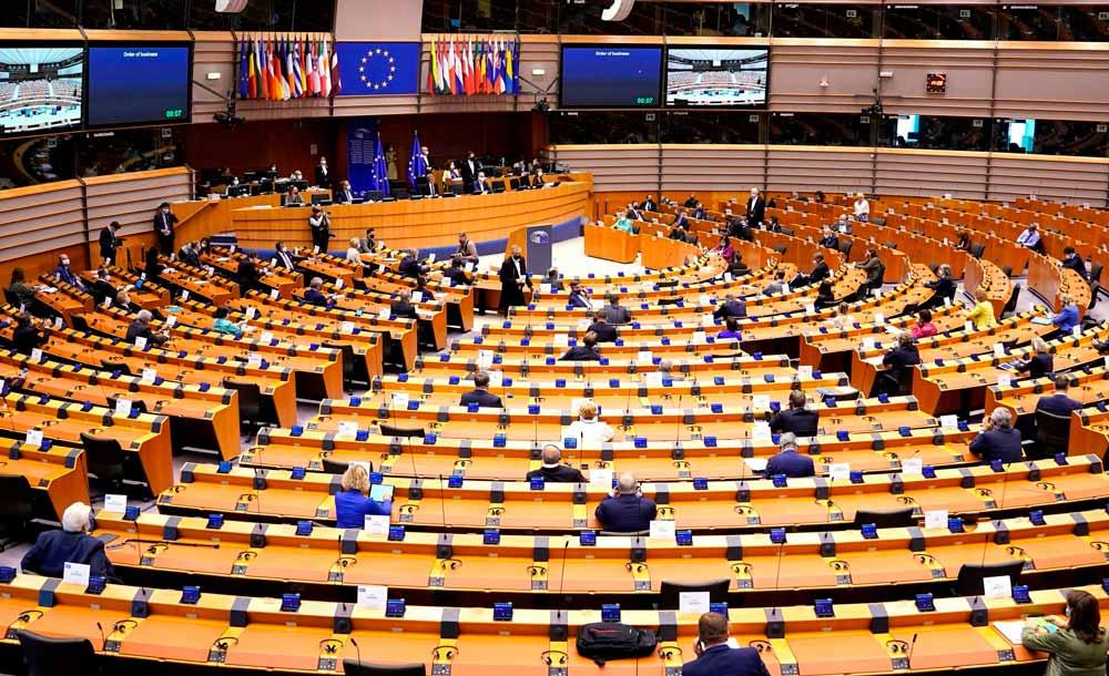 O Parlamento Europeu acrescentou críticas à política do Brasil em relação  ao meio ambiente