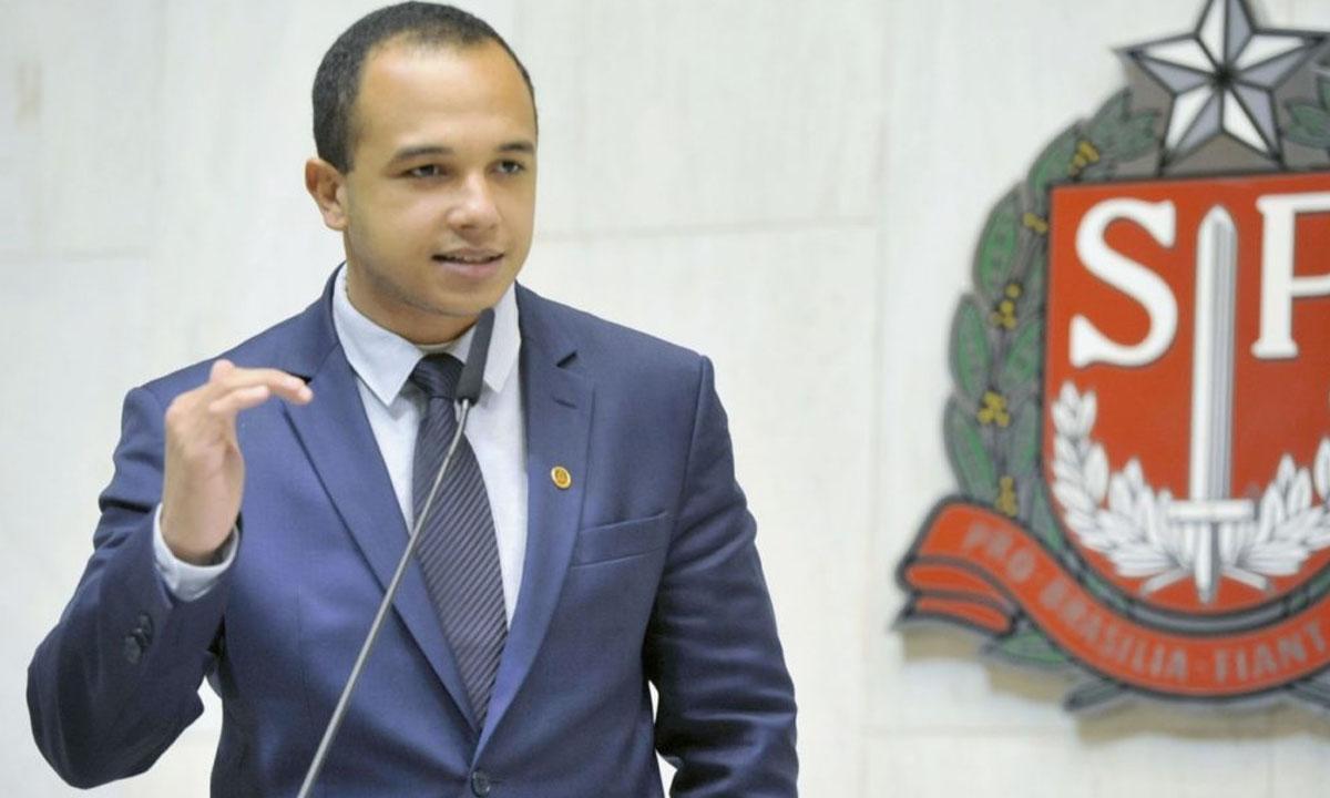 Deputado Estadual Douglas Garcia