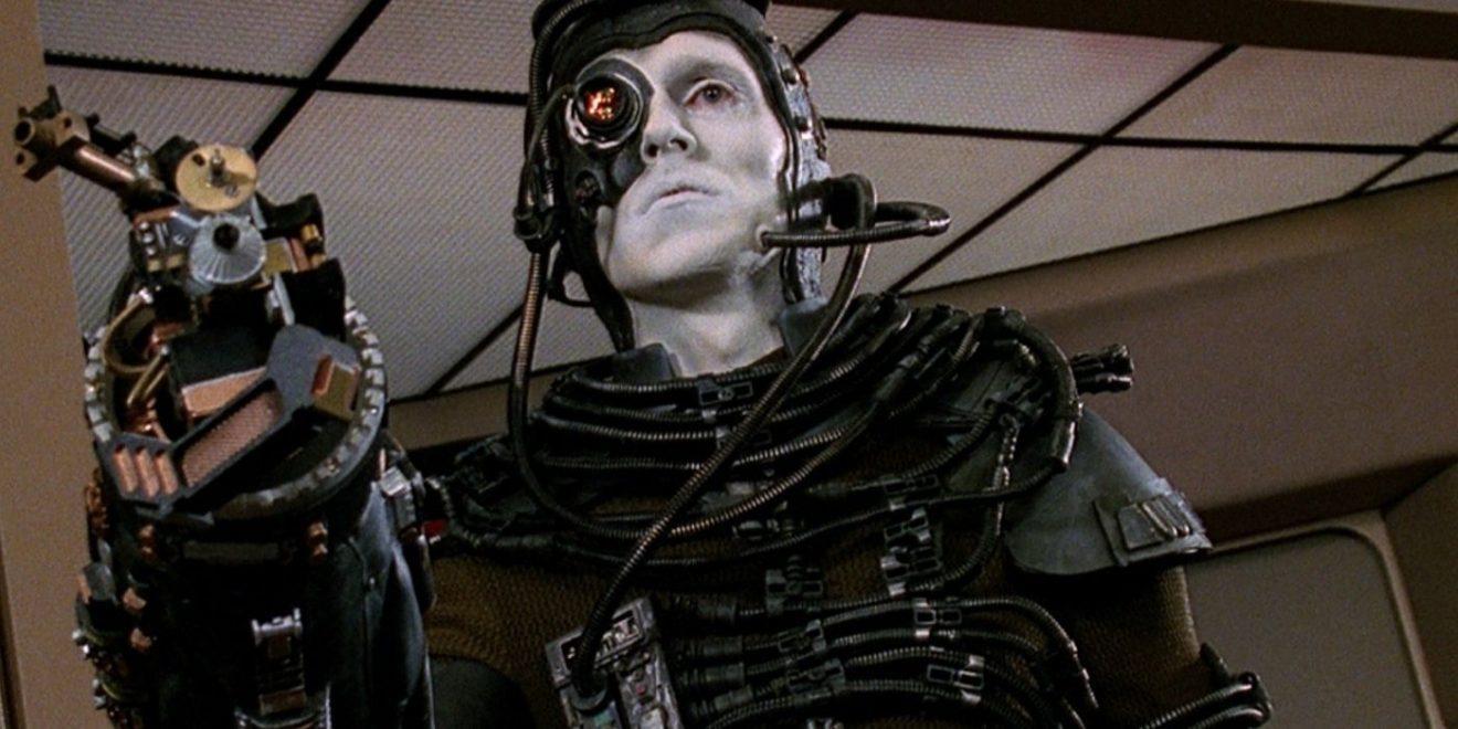 No contexto das batalhas e ?assimilações? de povos, culturas e civilizações por parte dos Borgs o mantra destes seres era o de que ?resistir é inútil?