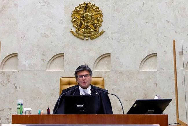 André do Rap foi solto pelo ministro Marco Aurélio Mello, cuja decisão foi cassada por Luiz Fux