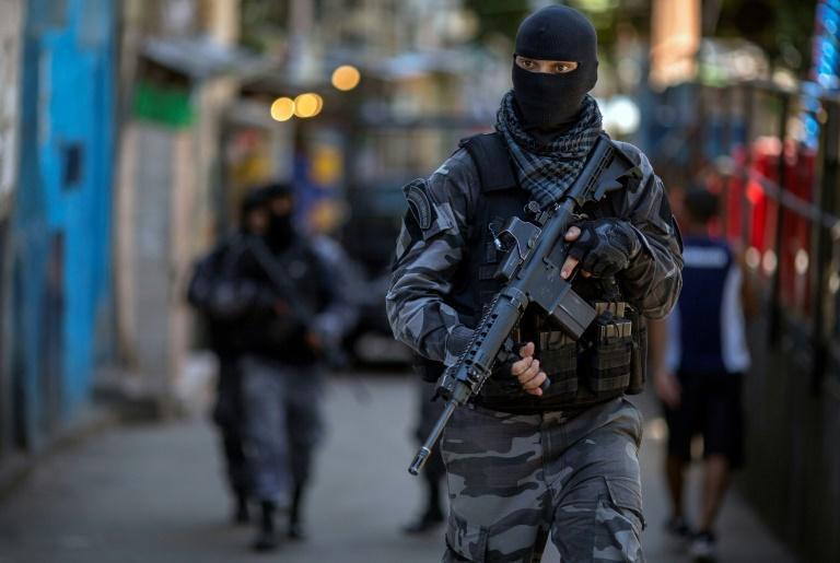 Os dados estão no estudo Mapa dos Grupos Armados do Rio de Janeiro