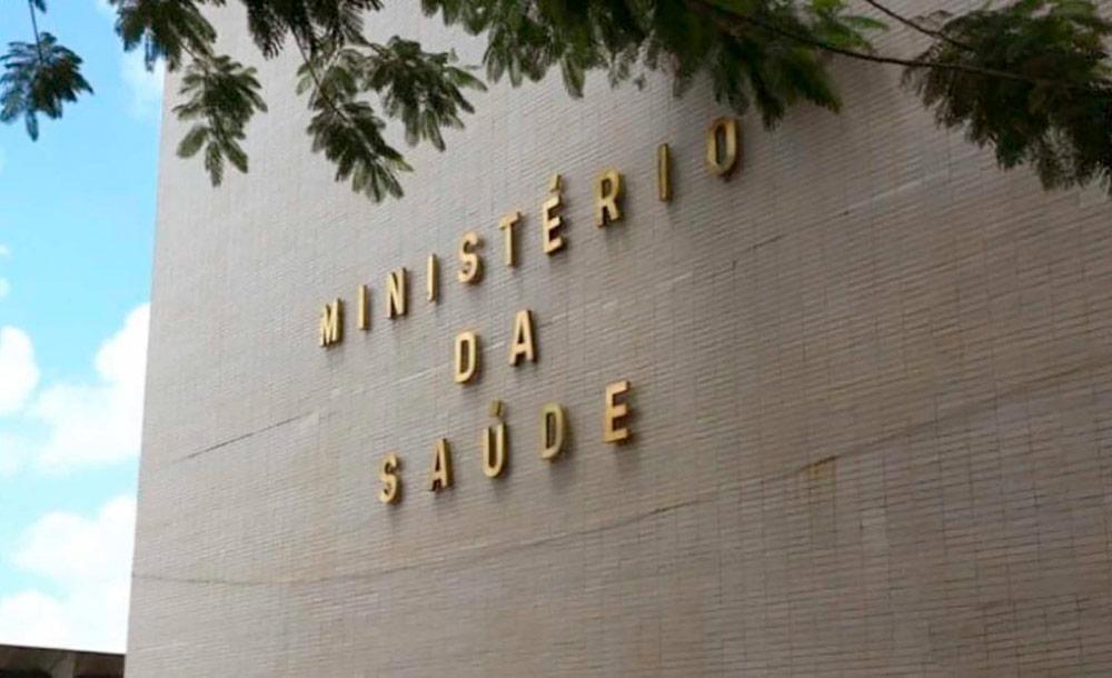 Prédio do Ministério da saúde, por onde passaram três ministros durante a pandemia
