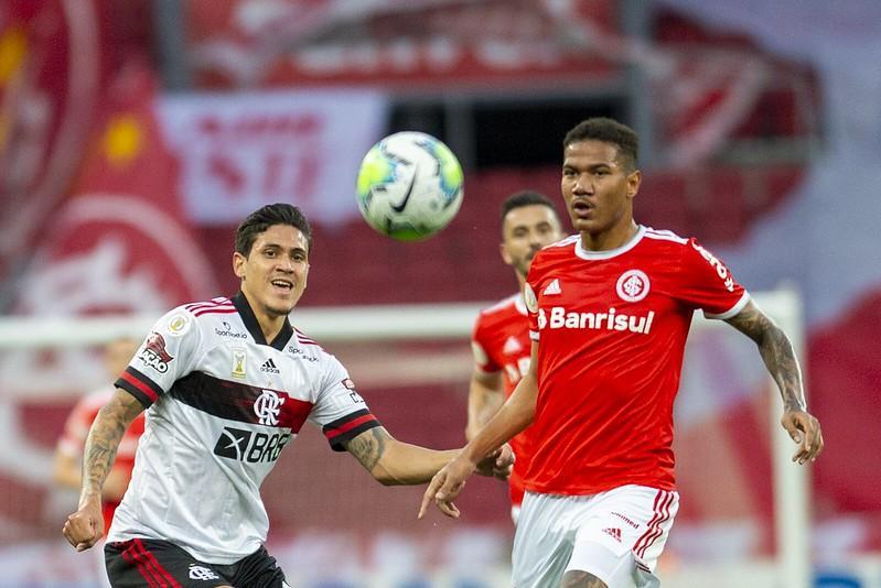 O próximo compromisso do Flamengo e do Internacionl será na próxima quarta-feira (28)