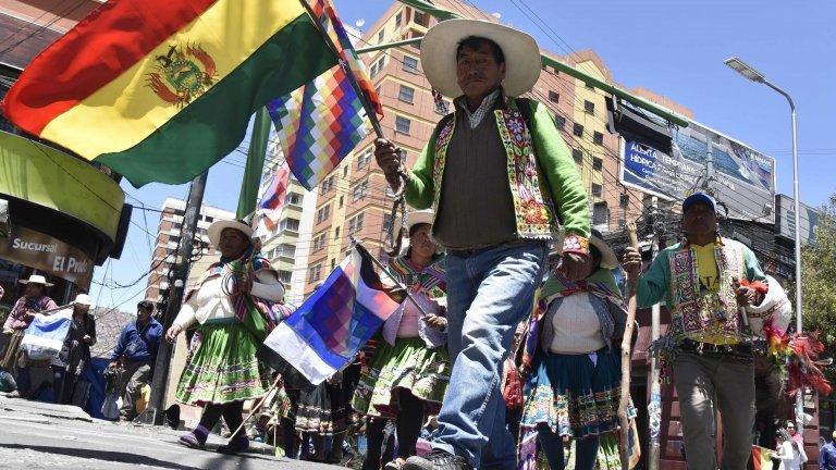 Avanços políticos e sociais tanto do Chile quanto da Bolívia trazem esperança