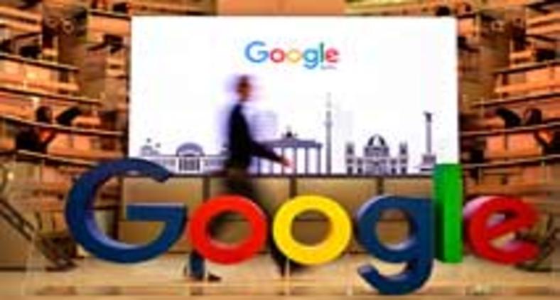 Google vai ter que enfrentar a Justiça dos EUA por monopolizar sistemas de busca e anúncios (Tobias Scharz/AFP)